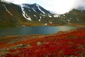 Озеро в верховьях Хадаты