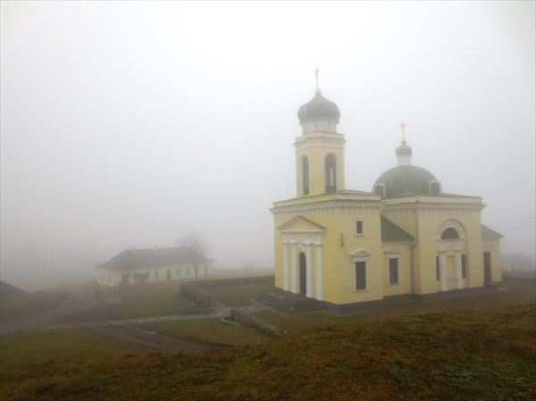 Церковь Александра Невского (Хотин) 1835