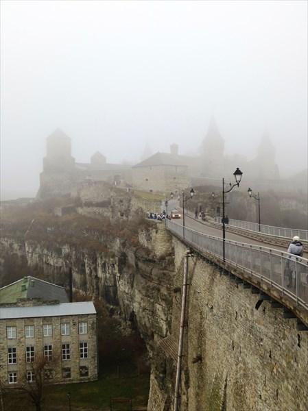 Каменец-Подольский замок и Турецкий мост (Каменец-Подольский)