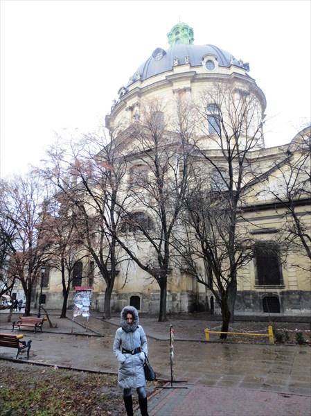 Доминиканский собор (Церковь Св. Евхаристии УГКЦ) (Львов)
