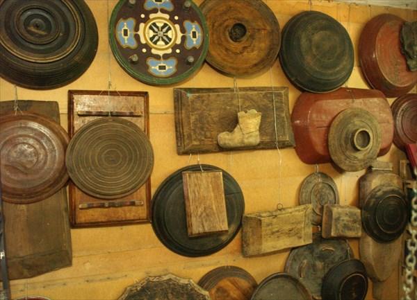 Старинная посуда - 2