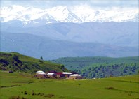 Достопримечательности дагестанских гор и равнин - I