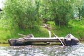 Катамаран из лодок
