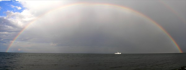 о. Ольхон, залив Шунтэ