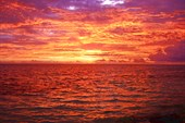 Закат в Акапулько