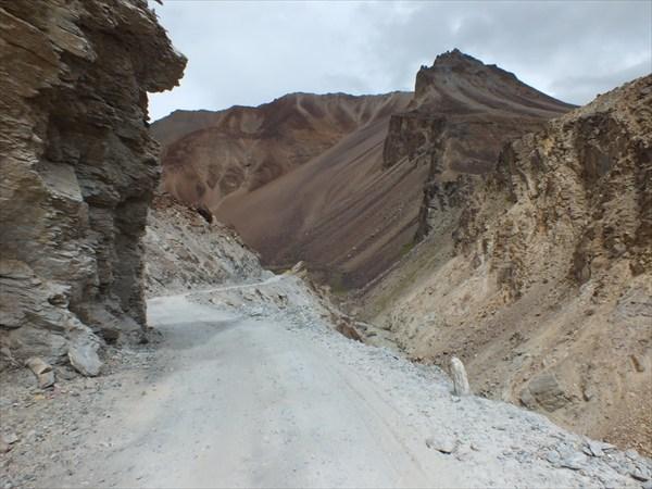 Дорога Манали - Ле. Darcha - Sarchu