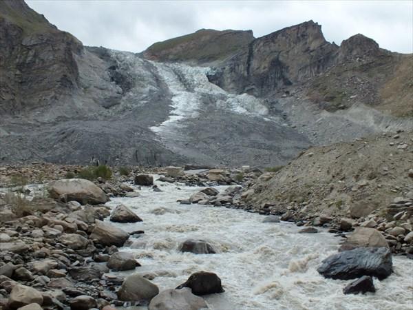Nun glacier