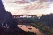 1822. Усадьба Михайловское