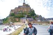 Замок Мон-Сент-Мишель