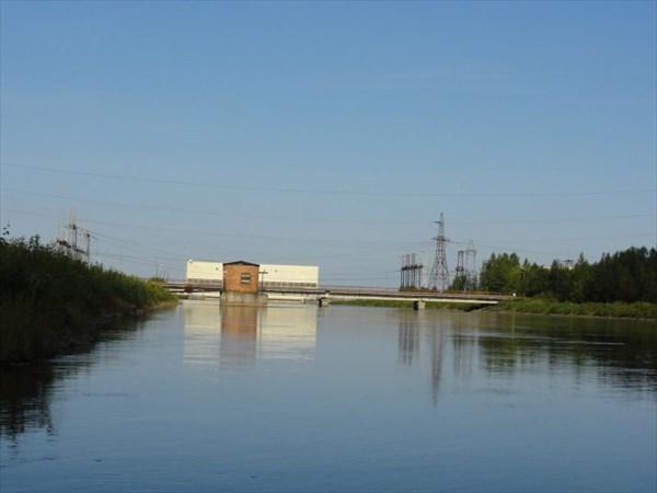 Путкинская ГЭС
