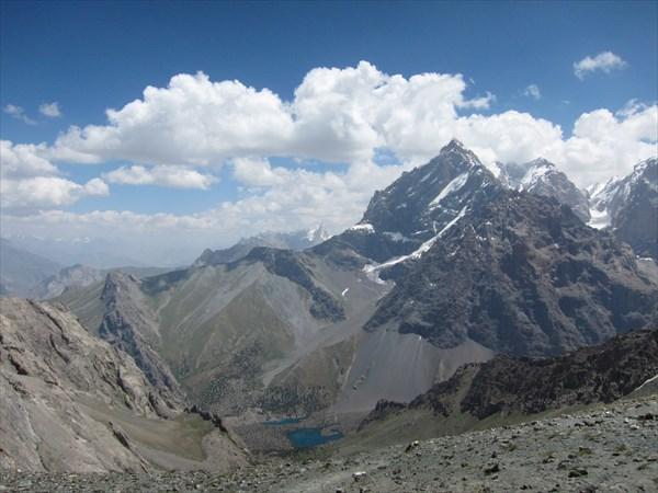 Вид с перевала 2