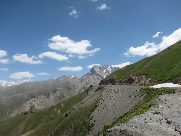 Подходы к перевалу Анзоб