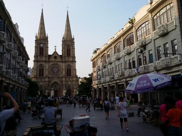 Кафедральный Собор Святого Сердца Иисуса / The Cathedral of the