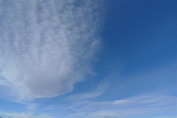 Хорошо лежать и дышать небом...
