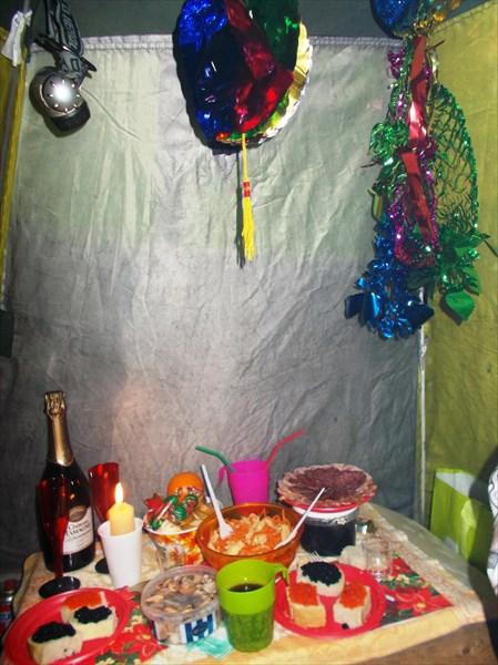 Праздничный стол готов!!!