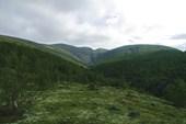 На перевал