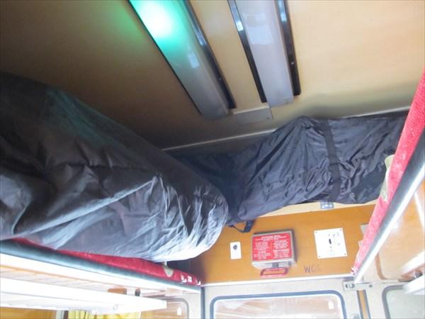 Упаковка велосипедов в поезде