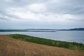 Мыс на Большом Чебачьем озере