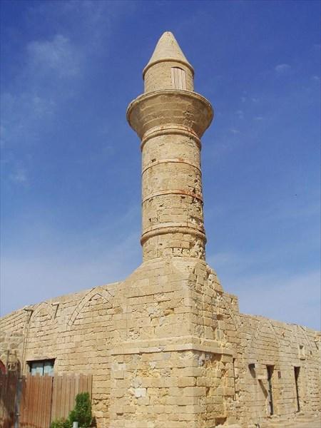 029-Кесария-Мечеть