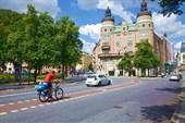 Велодорожки в Хельсенки