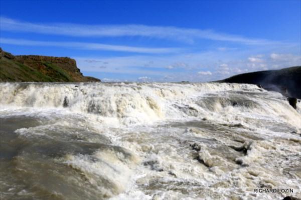 Водопад Gullfoss