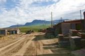 Дорога в поселке