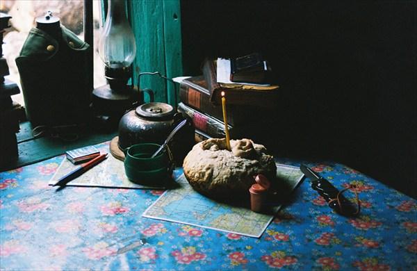 Пасхально-туристский натюрморт