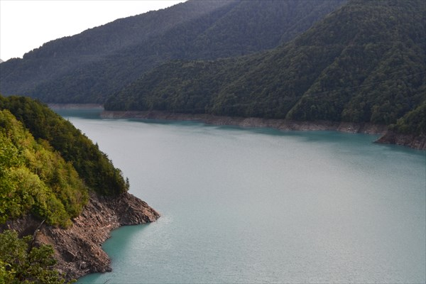 Ингурское водохранилище