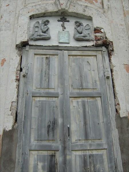 Храм в Большом Пороге