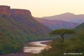 Голубой Нил по дороге из Адис-Абебы в Бахр-Дар