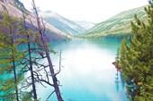Нижнешавлинское озеро.