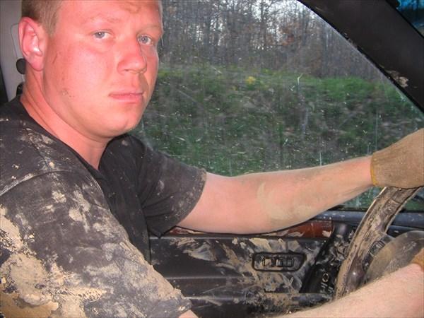 Ваш покорный слуга....пилот Jeep Grand Cherokee ZJ