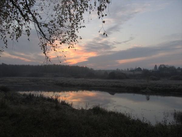 Восход на Цне