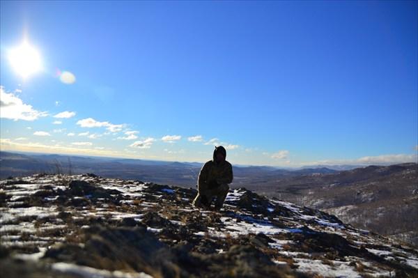 Вершина горы ямантау
