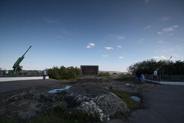 Мурманск. Мемориал воинской славы