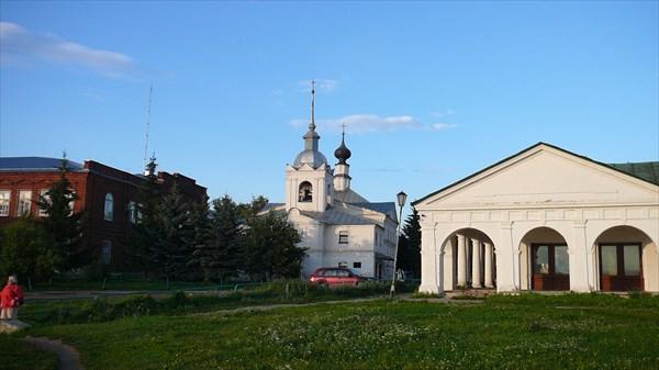 Кресто-Никольская церковь (1770г.)