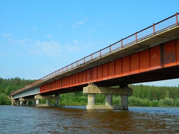 Мост за Новым.