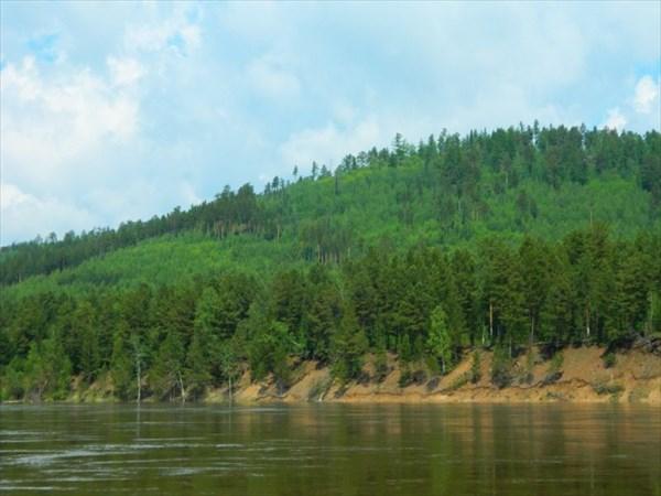 Гора Кырын.