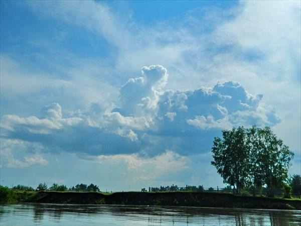 Чудо-облако.