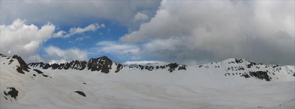 вид на горы Арасан