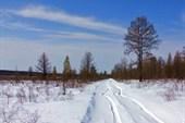 Дорога в верховьях Мундруччу