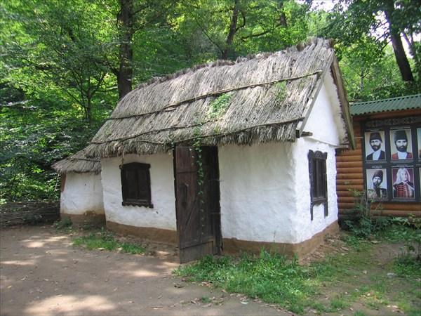 Адыгейский традиционный дом