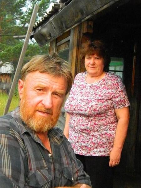 Николай и Люба.