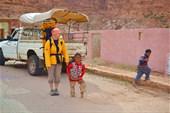 С бедуинскими детками
