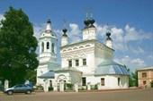 Церковь Покрова Пресвятой Богородицы `на рву`