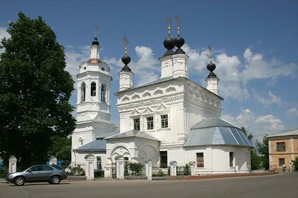 """Церковь Покрова Пресвятой Богородицы """"на рву"""""""