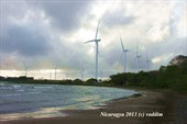 Ветроэлектростанция в Никарагуа