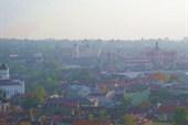 Панорама Вильнюса