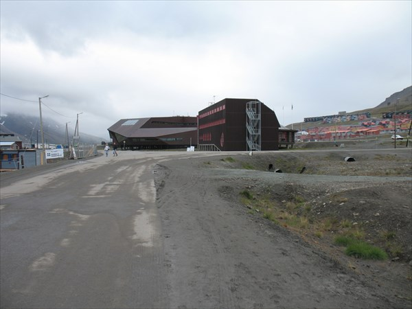 Туристическая информация, музей и Полярный институт