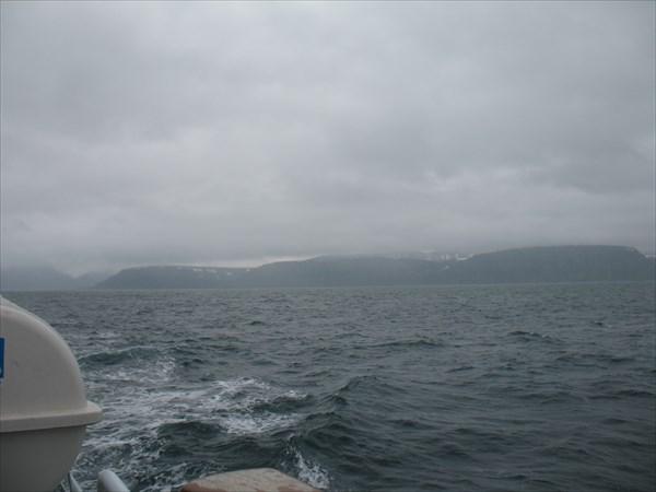 Идем по Исфьорду